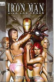 Iron Man Viva Las Vegas Comics